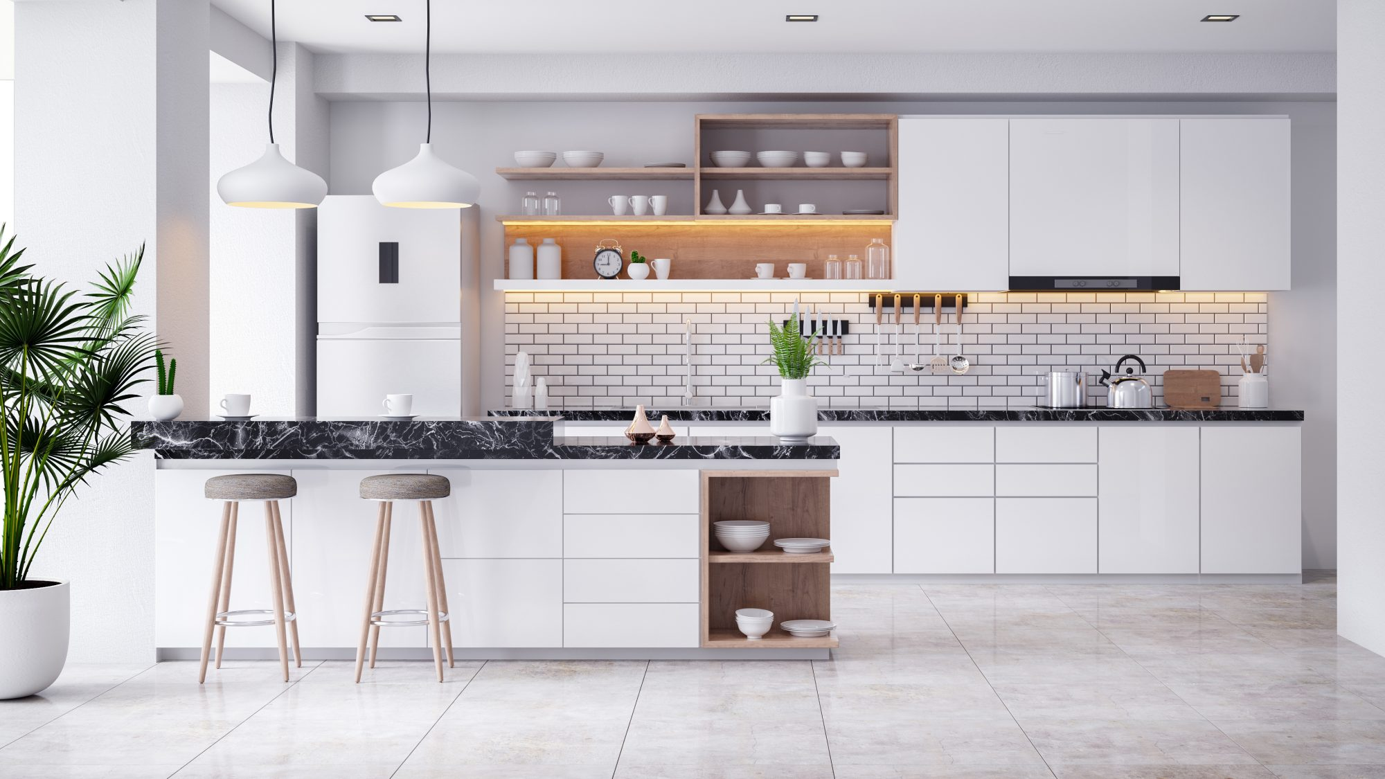 home-upgrades that pay off: kitchen