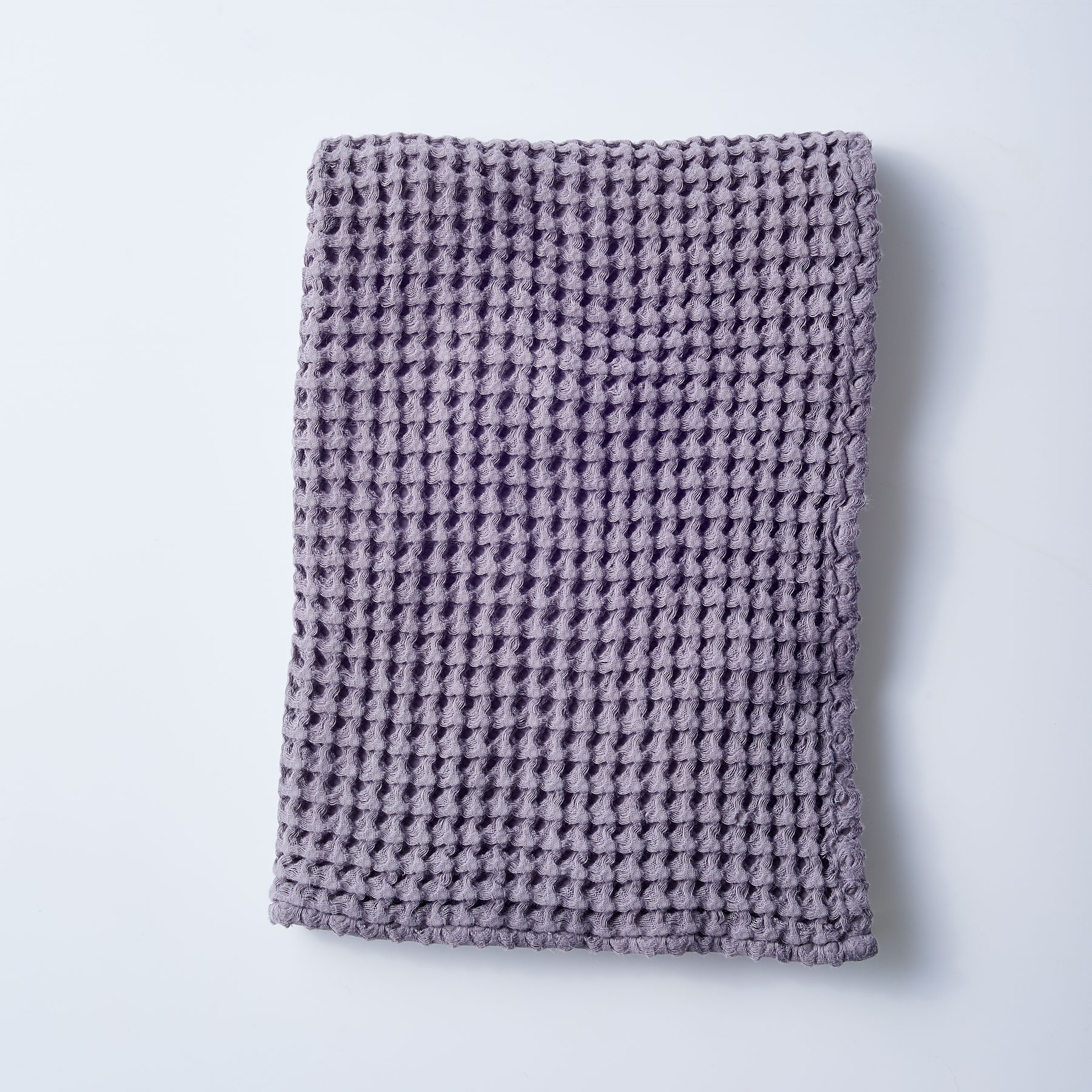 How to Pick the Best Bath Towels: Waffle Weave