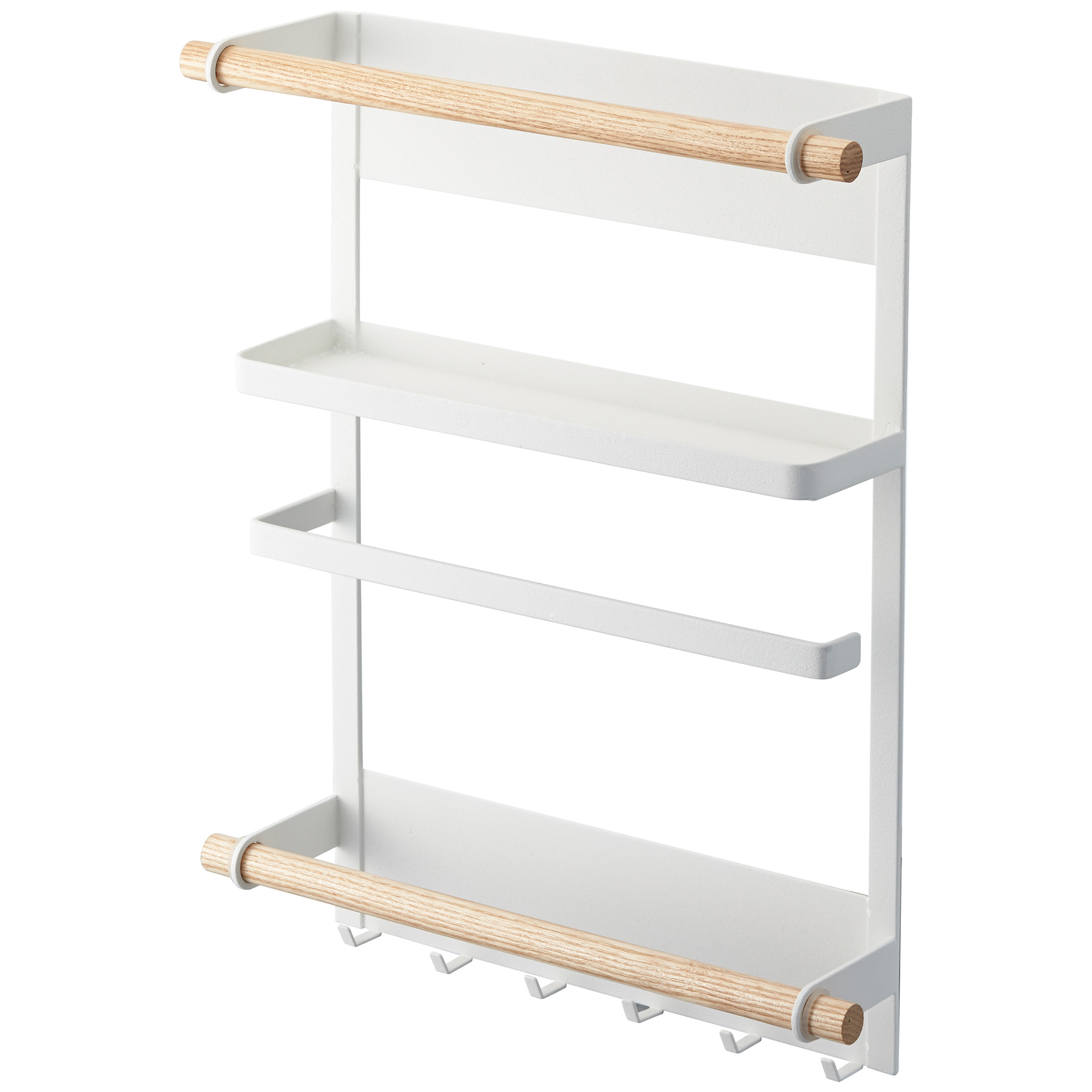 Tiny Home Interior Organizing Products: Magnetic Kitchen Storage Rack