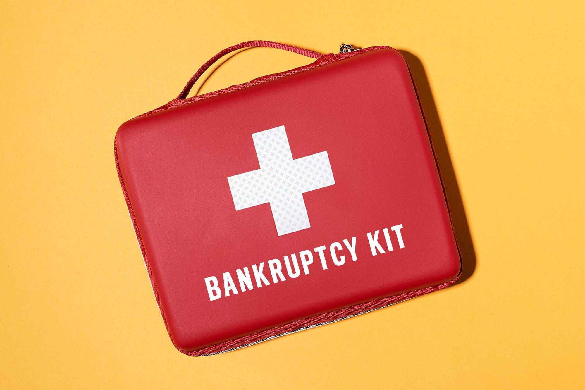 Bankruptcy first aid kit