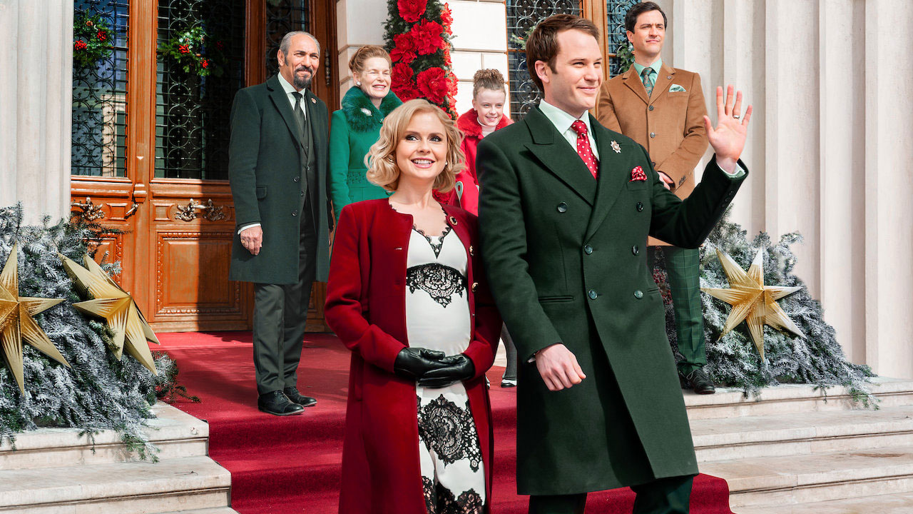 Best Christmas movies on Netflix - A Christmas Prince: The Royal Baby