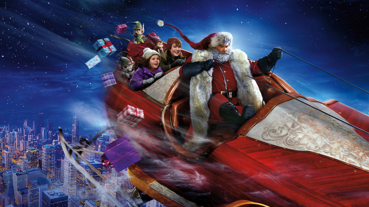 Best Christmas movies on Netflix - The Christmas Chronicles