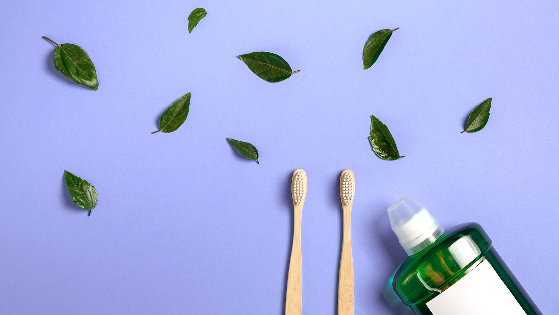 CBD Products: mouthwash and toothpaste