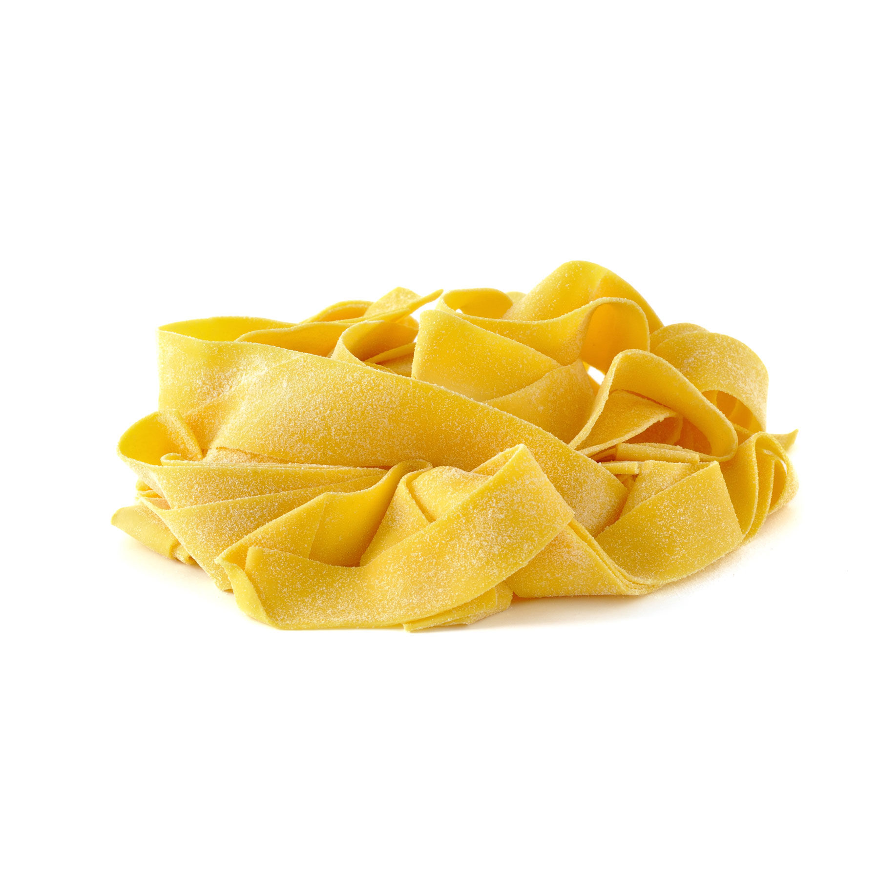 Types of pasta noodles - pappardelle