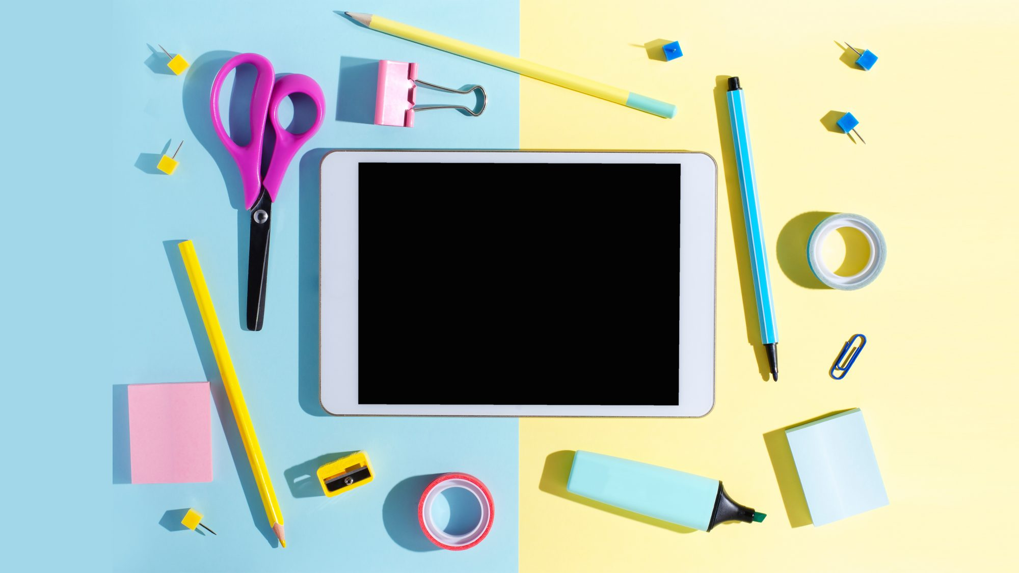 How to save money on virtual learning and school - school supplies