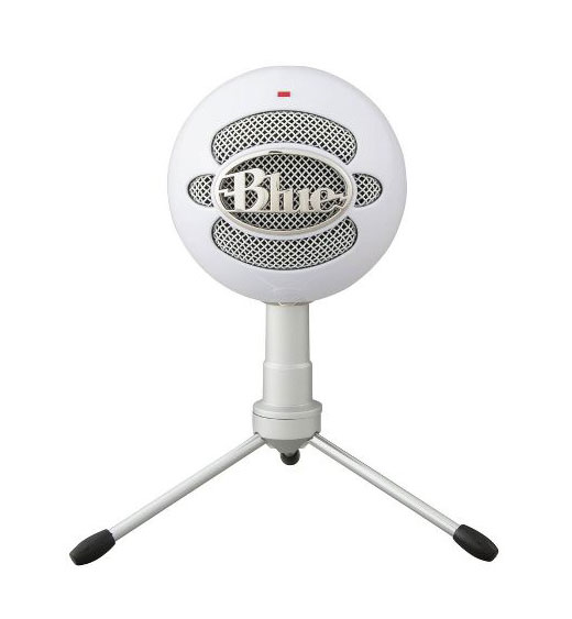 Gifts for teens and tweens - Logitech Blue Snowball Ice Microphone