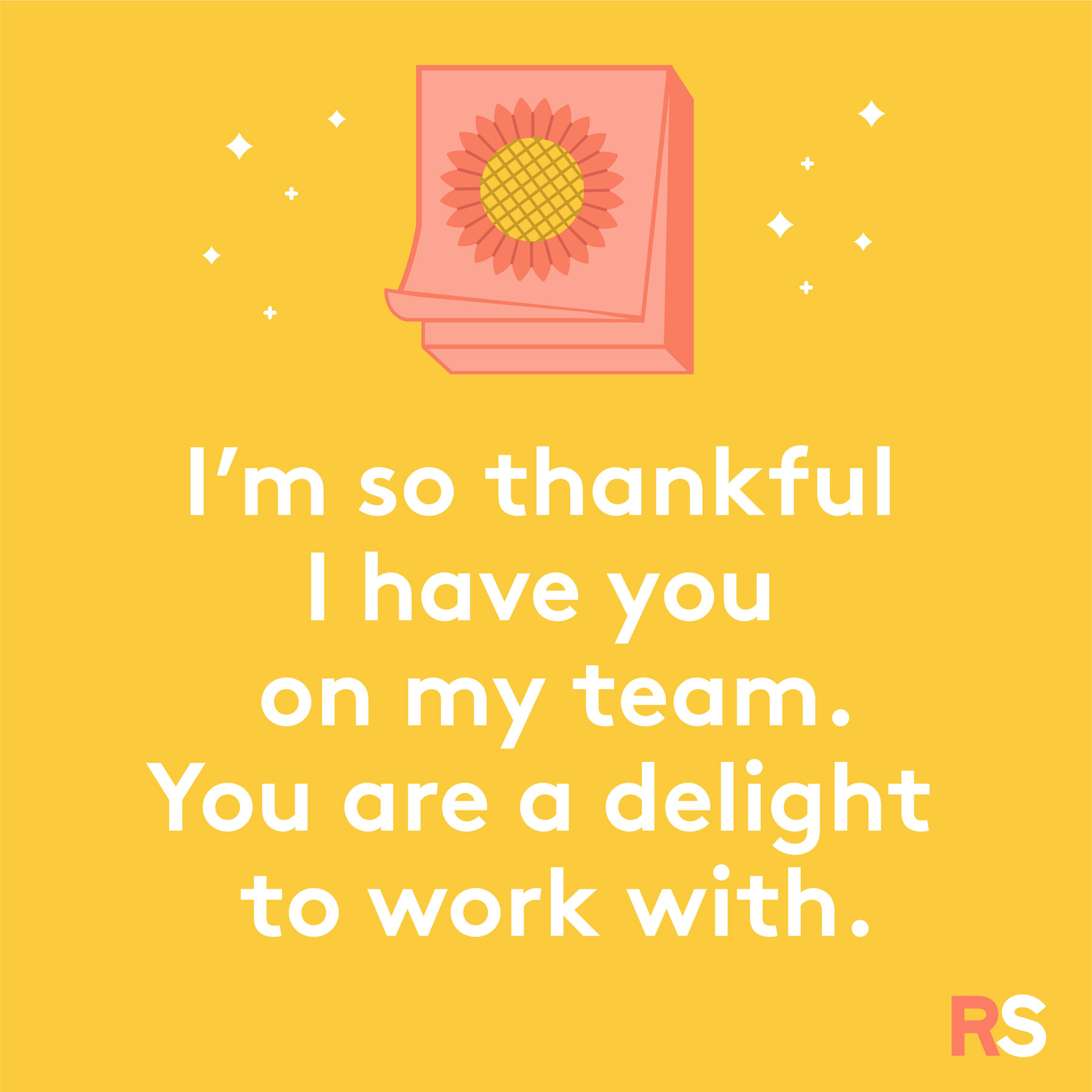 Thanksgiving wishes, messages, captions - note to employee or coworker