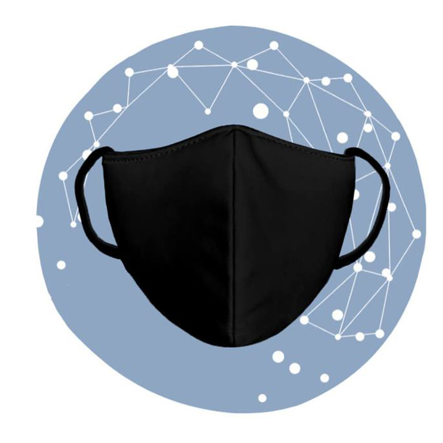 Space Mask  Advanced Nanotech Premium Face Mask