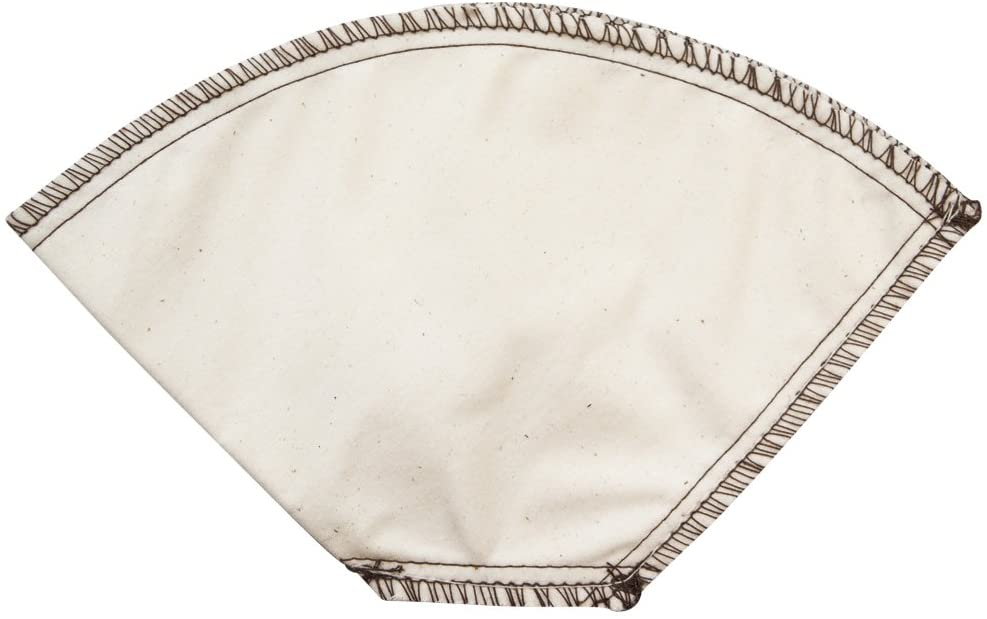 cotton coffee filter
