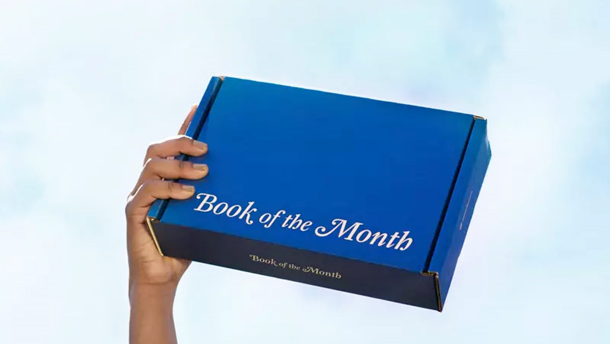 Book of the Month review - subscription box