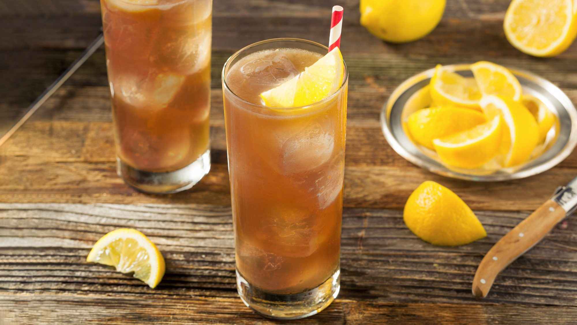 Here's How to Make a Perfectly Balanced Long Island Iced Tea Cocktail