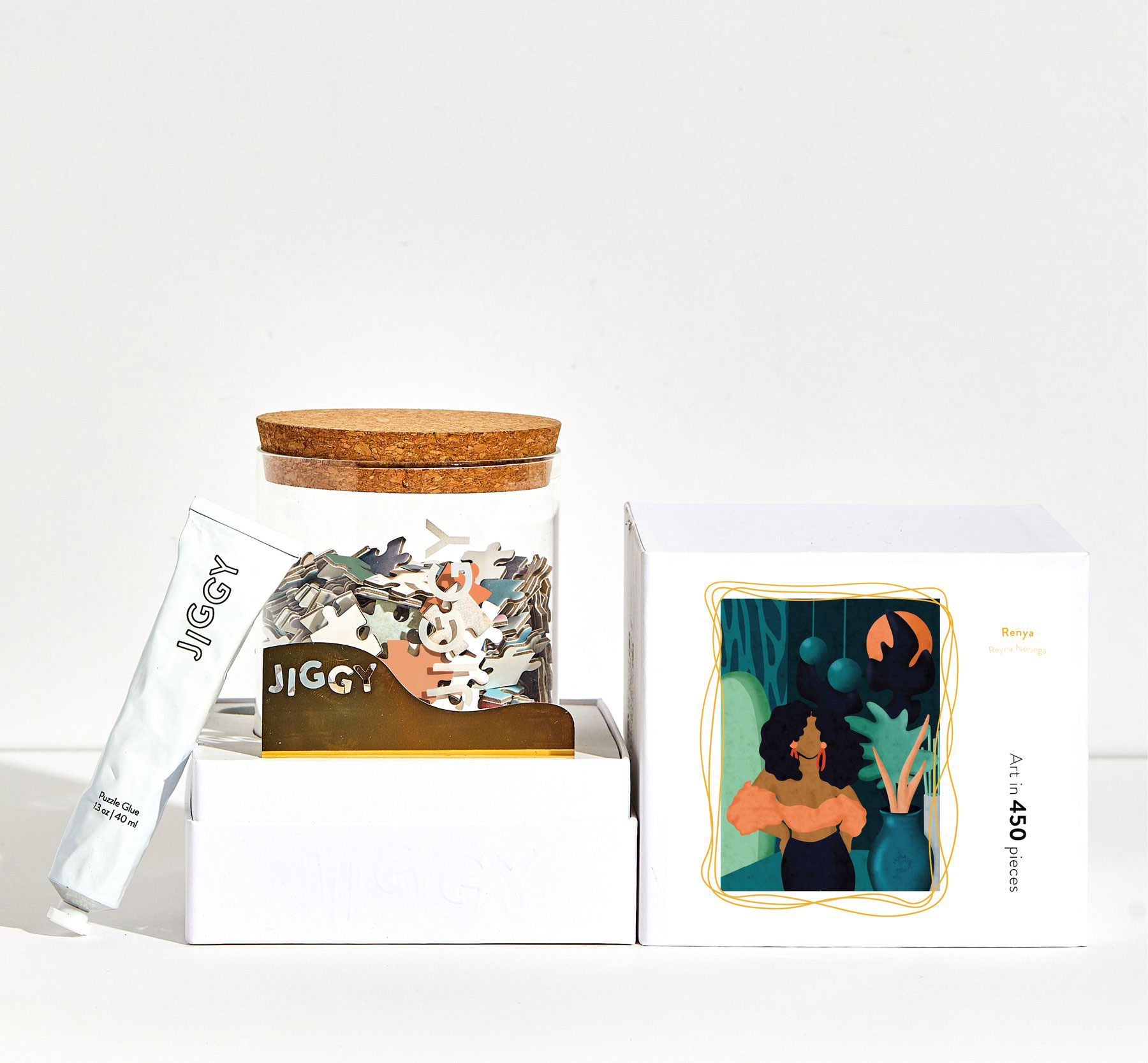 Best gifts, gift ideas for women - Jiggy Reyna puzzle