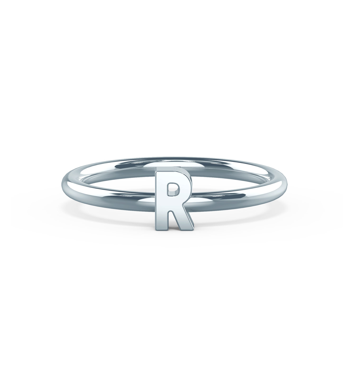 Best gifts, gift ideas for women - Tiary Letter Ring