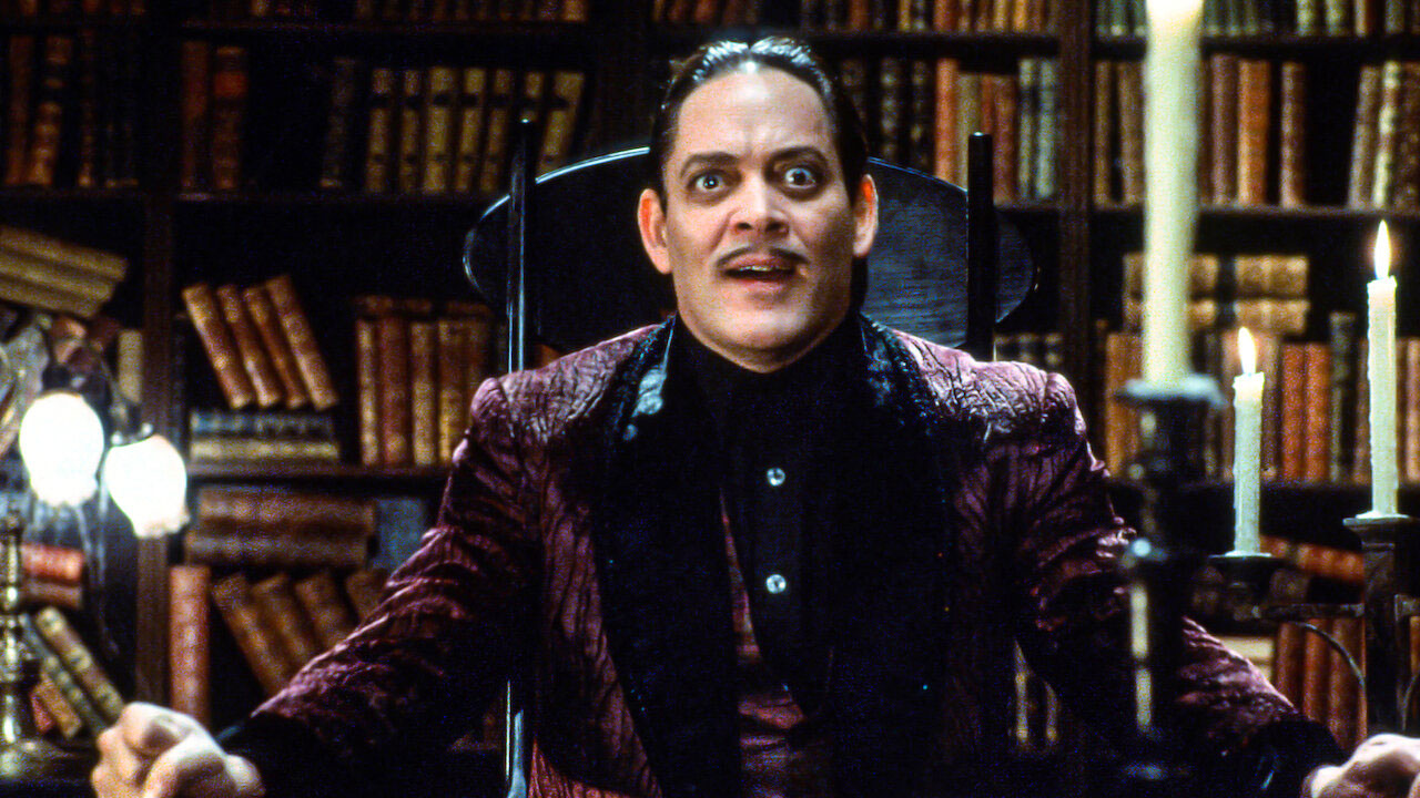 Best Halloween movies on Netflix - The Addams Family