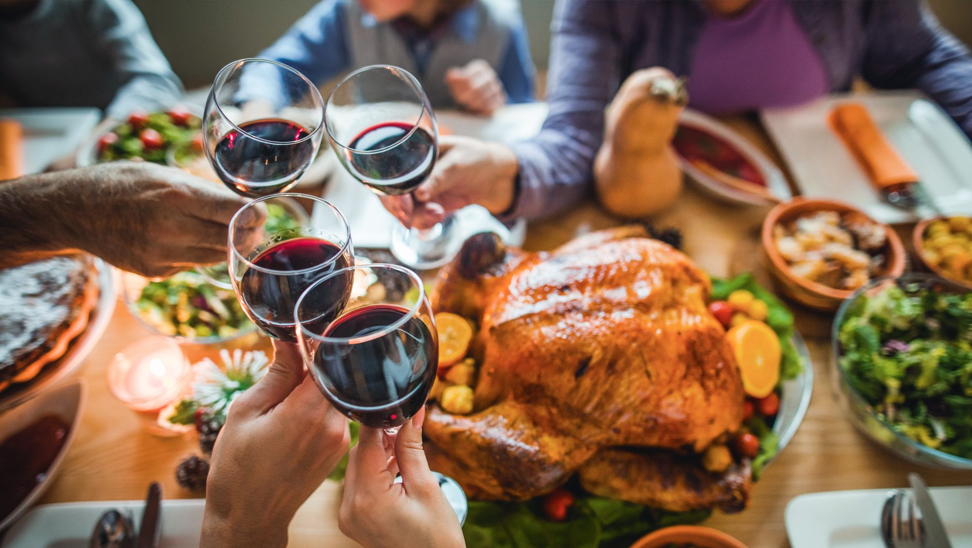 Thanksgiving funny conversation starters - table topics, questions, and icebreakers