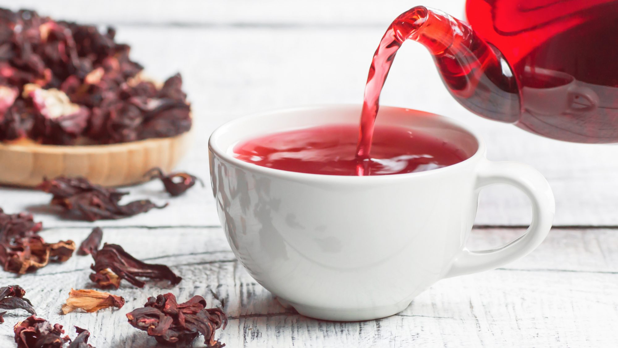 Hibiscus-tea benefits