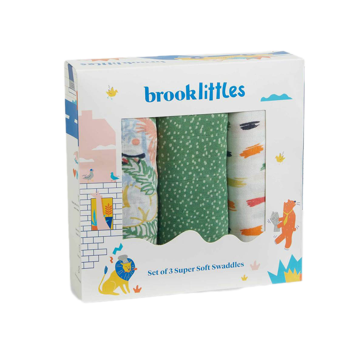 6 Clever Items 9/25/20 - Brooklittles Baby Swaddle Set