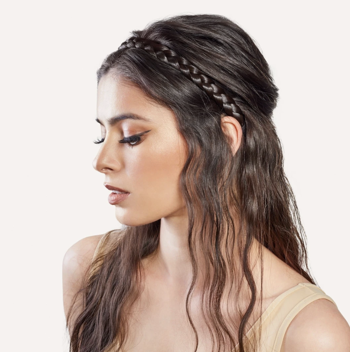 Inhhair Braided Headband