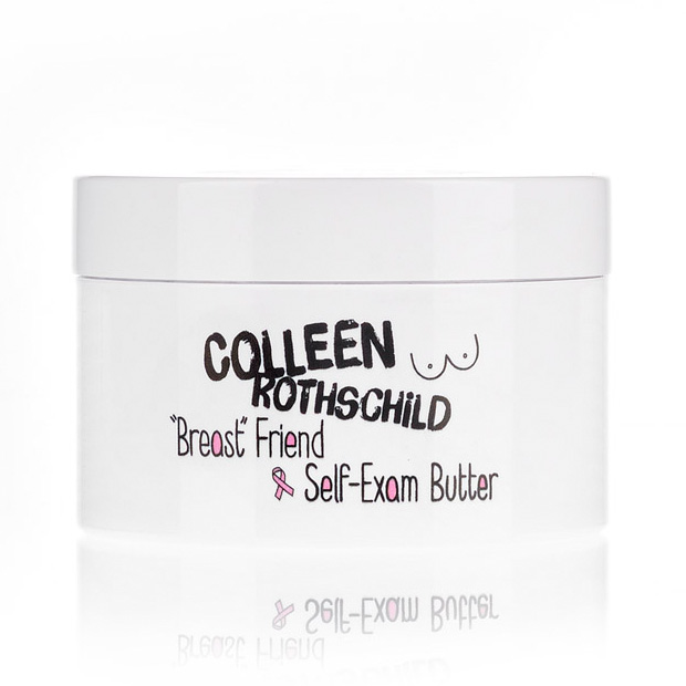 """Best Beauty Products for Fall: Colleen Rothschild Beauty """"Breast"""" Friend Self-Exam Butter"""