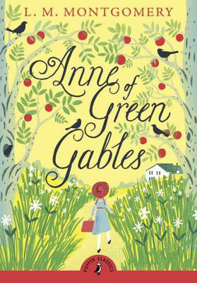 Fall books - Anne of Green Gables, by L. M. Montgomery