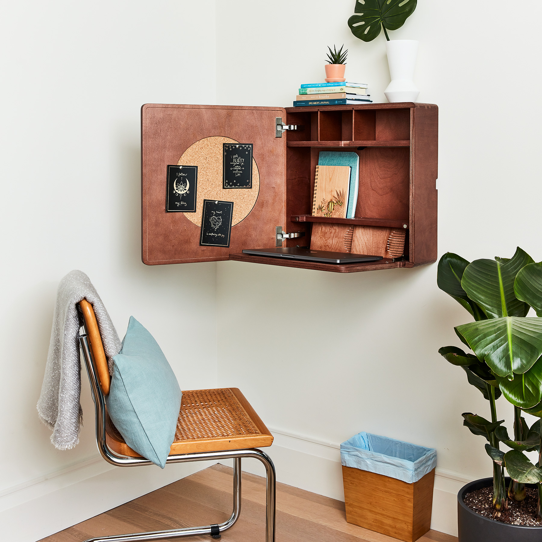 2020 Real Simple Home Tour: Office Desk