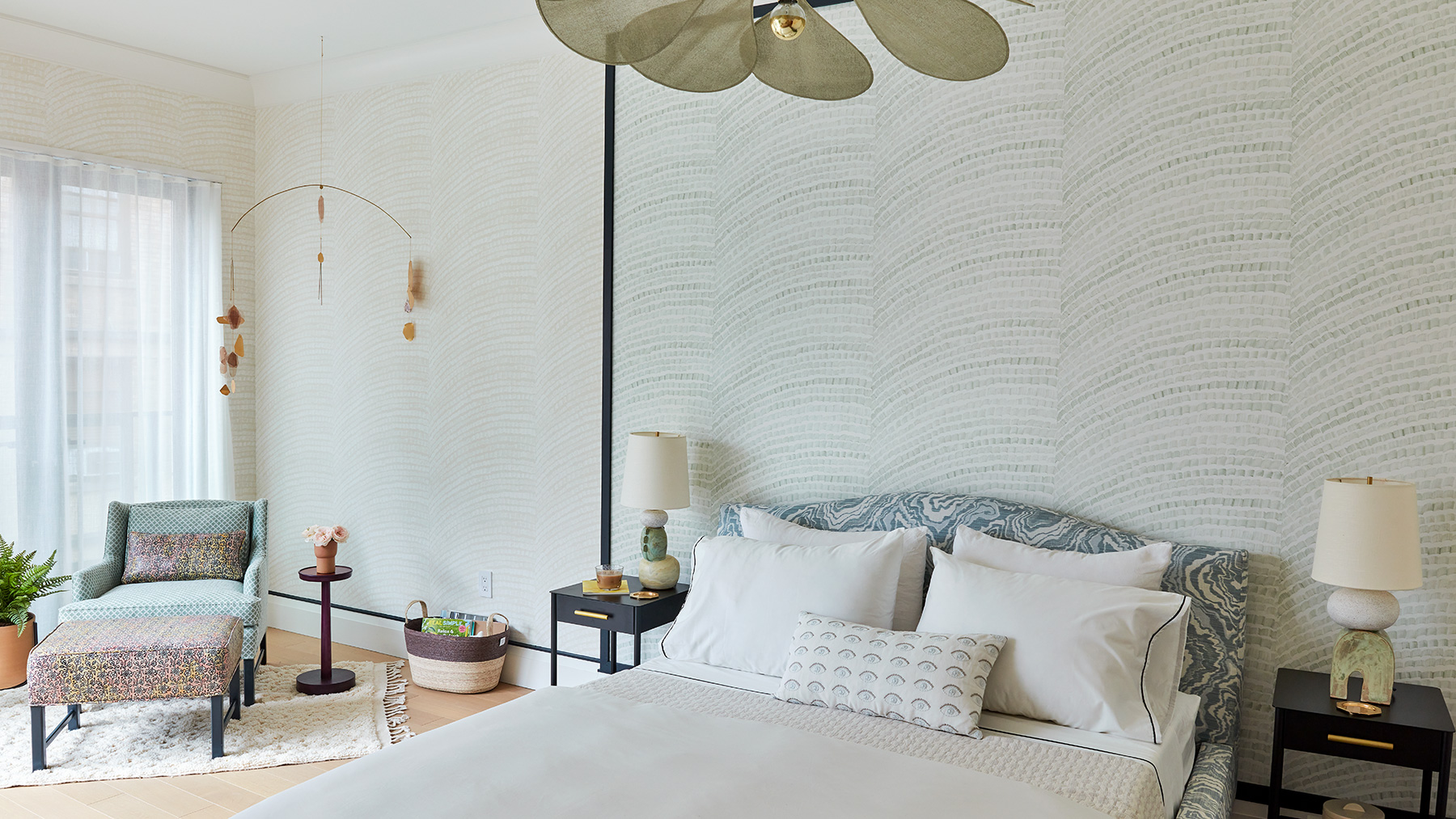 2020 Real Simple Home Tour: Bedroom