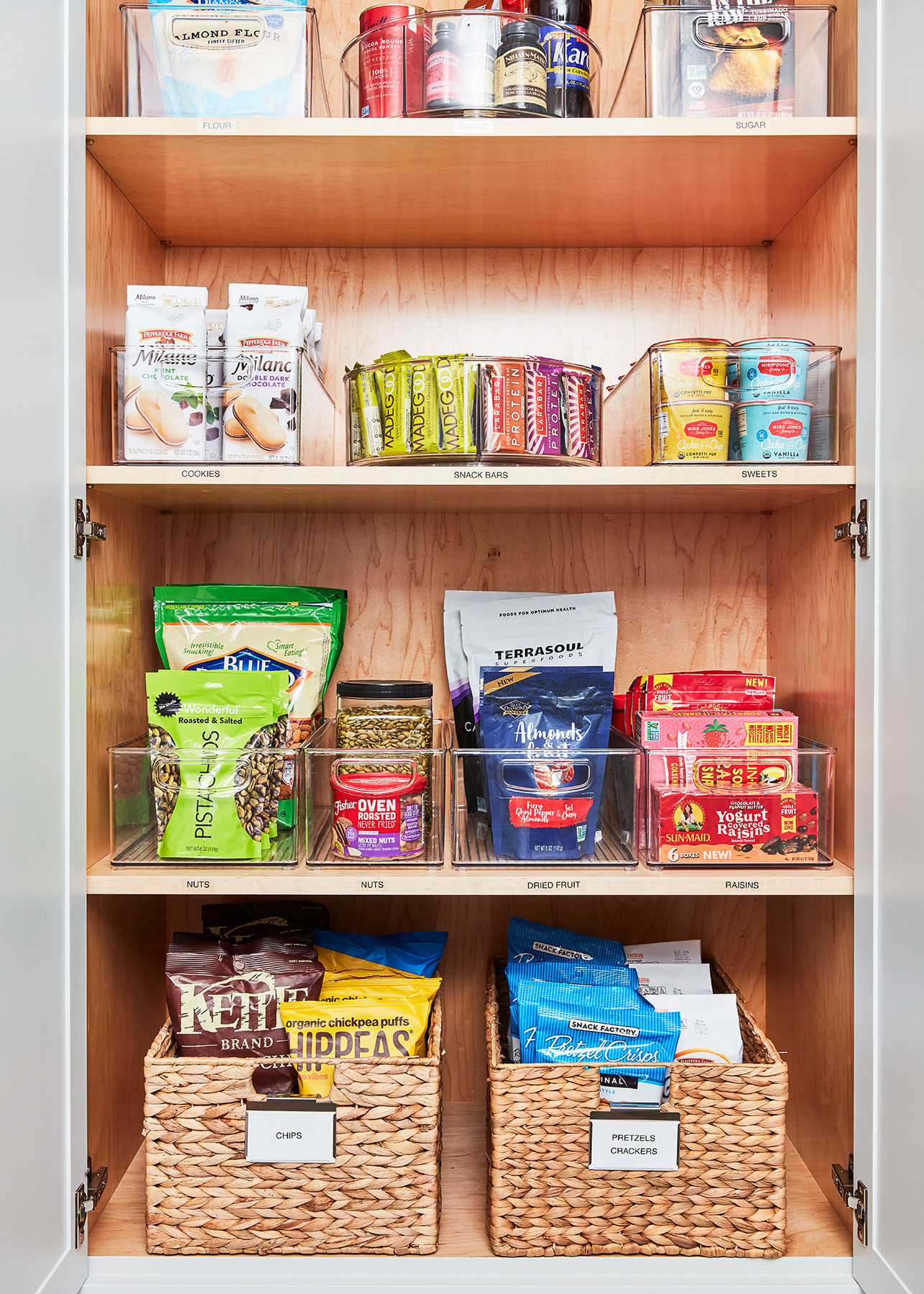 2020 Real Simple Home Tour: Pantry