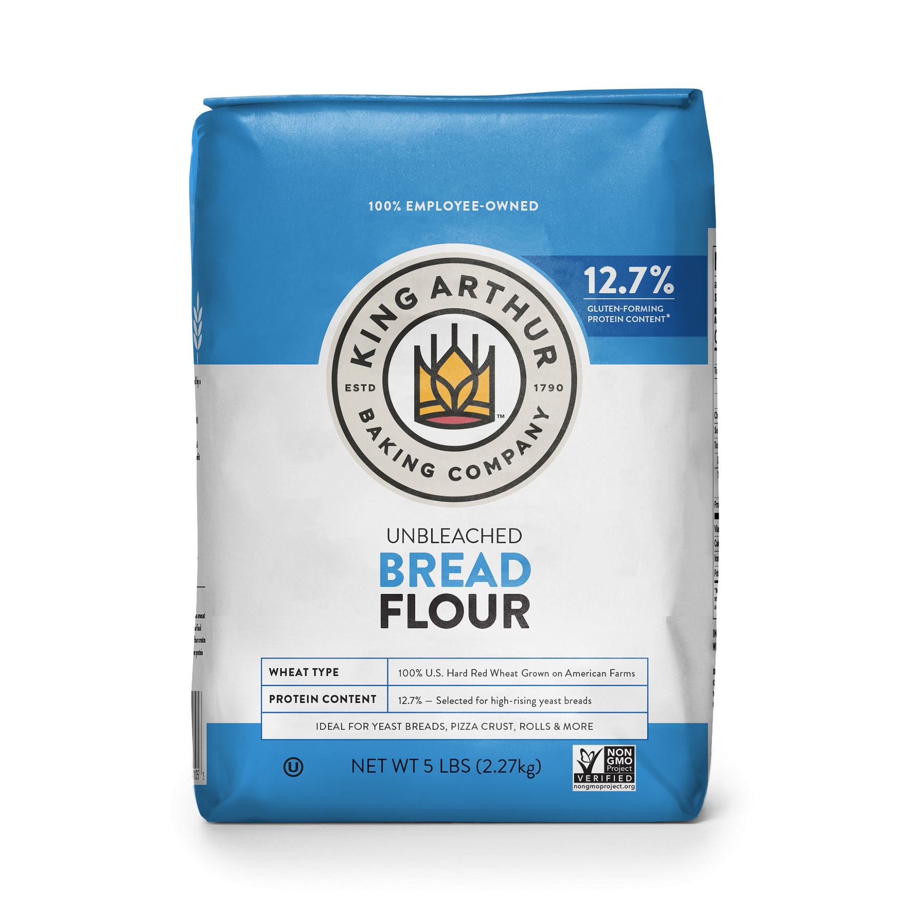 Best Products for Baking Bread: King Arthur Unbleached Bread Flour