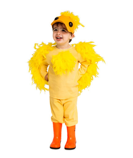 DIY Halloween costumes ideas - Yellow Duck