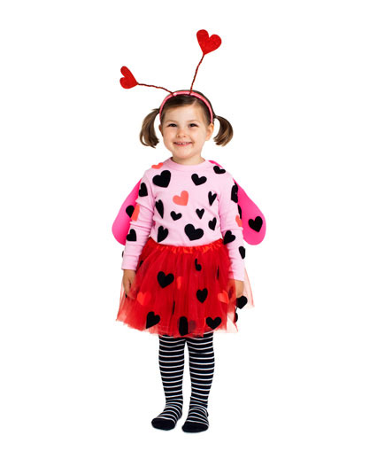 DIY Halloween costumes ideas - Love Bug costume