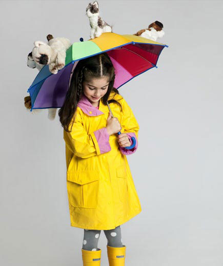 DIY Halloween costumes ideas - Raining Cats and Dogs