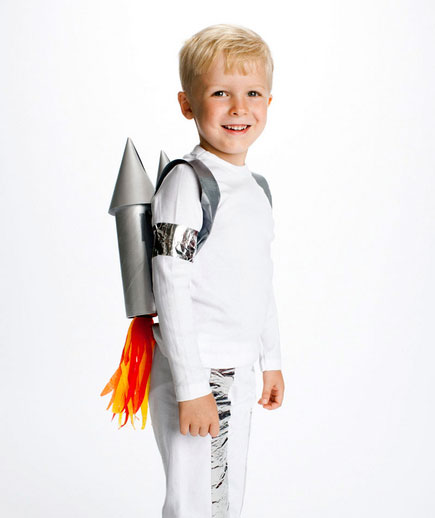 DIY Halloween costumes ideas - Astronaut