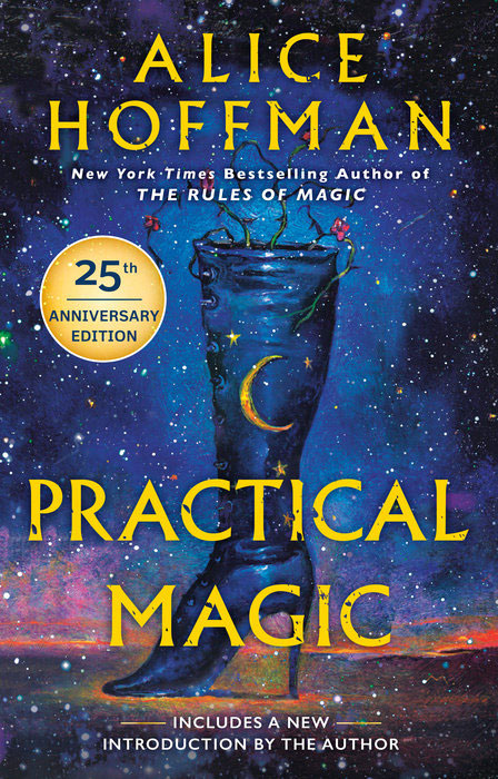 Fall books - Practical Magic, by Alice Hoffman