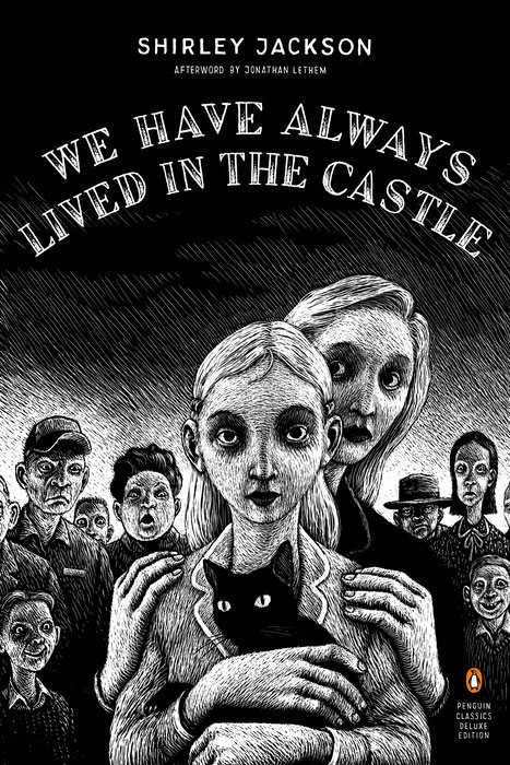 Fall books - We Have Always Lived in the Castle, by Shirley Jackson