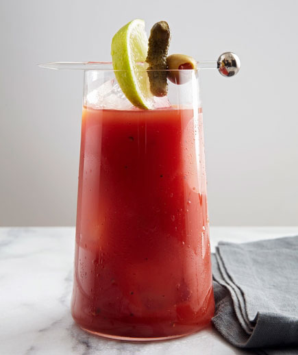 Halloween cocktails recipes - Bloody Maria
