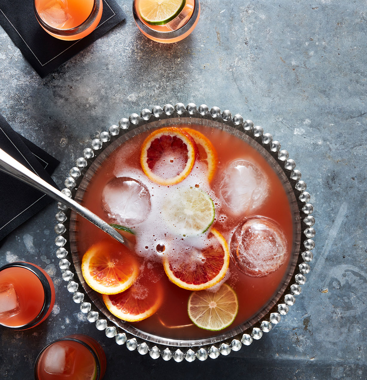 Halloween cocktails recipes - Spooky Halloween Punch
