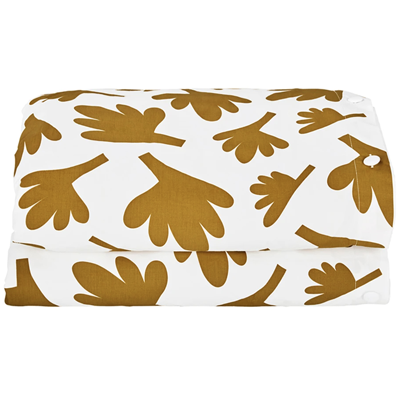 2020 Real Simple Home Tween's Room: Fern Quilt Cover