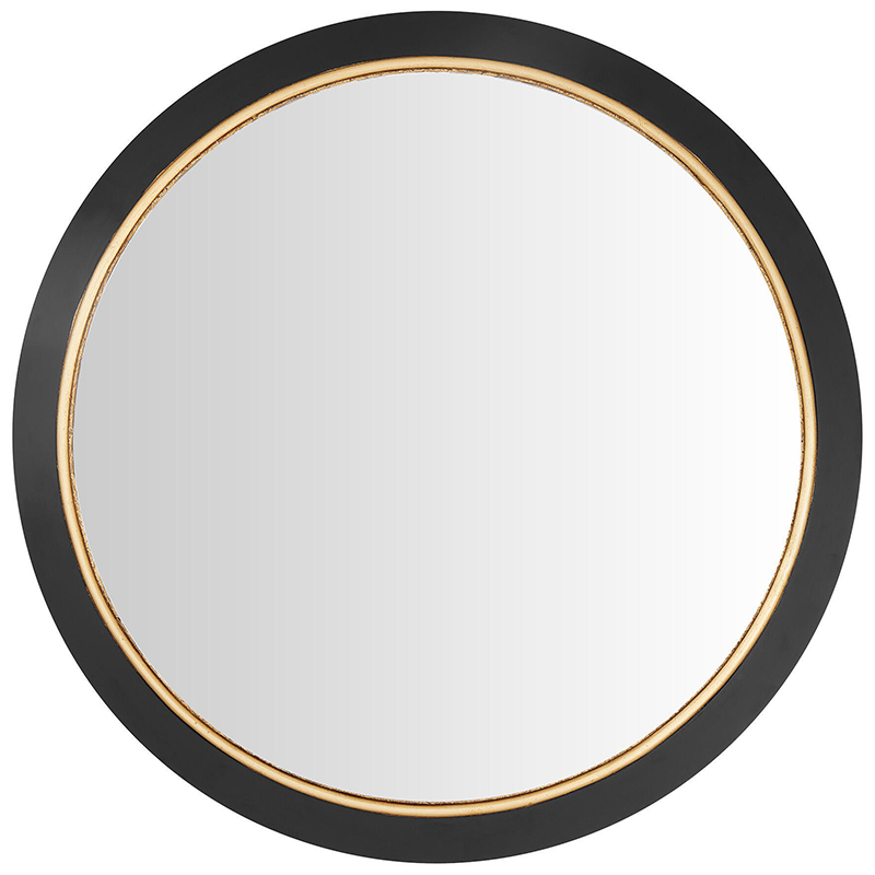 2020 Real Simple Home Living Room: StyleWell Convex Classic Accent Mirror