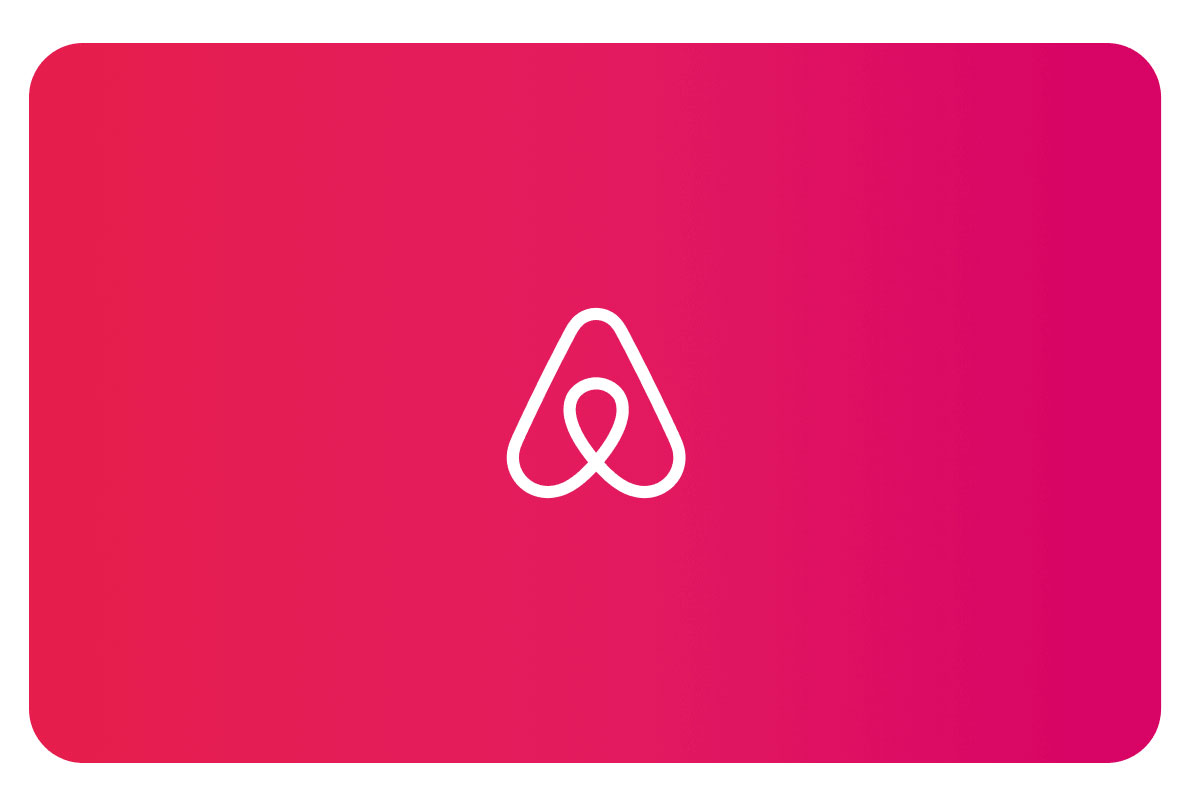 Gift card ideas - Airbnb