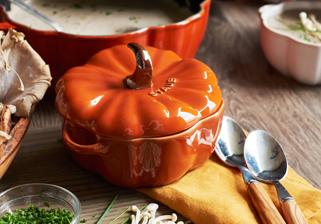 Best stores for Halloween decorations - Halloween stores pumpkin cocotte