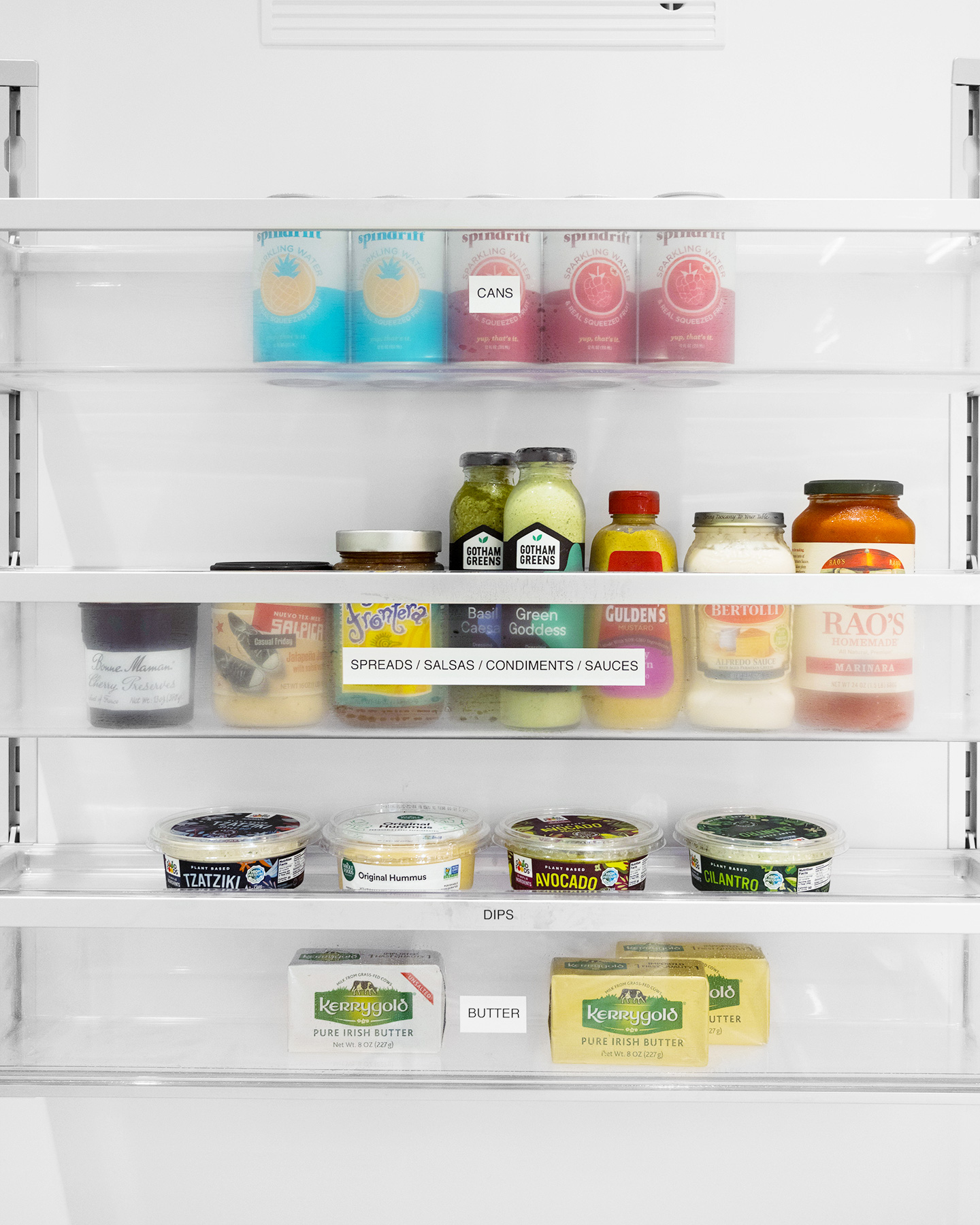 2020 Real Simple Home Kitchen: Fridge