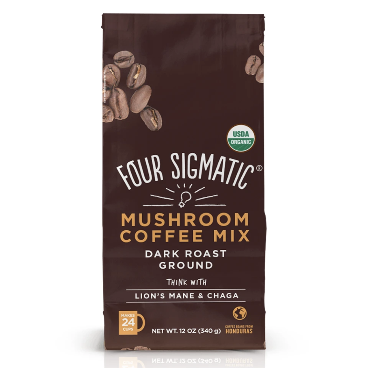 Four Sigmatic's Ground Mushroom Coffee
