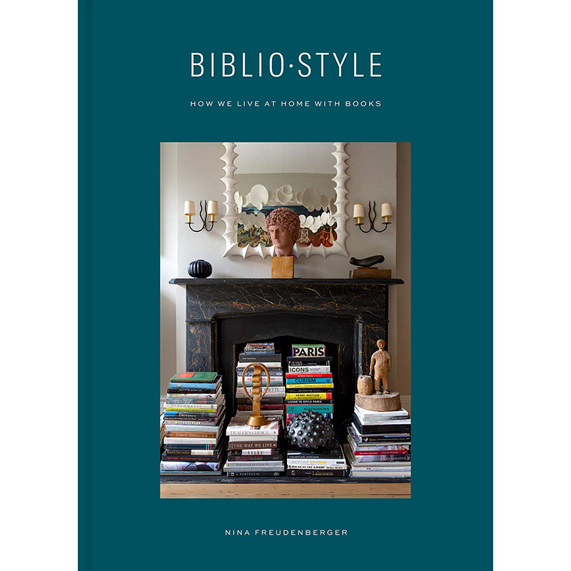 Gifts for Readers: Bibliostyle: How We Live at Home With Books