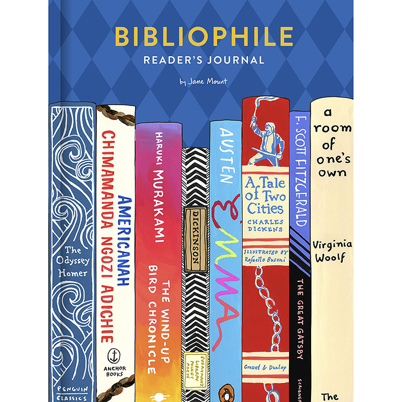 Gifts for Readers: Bibliophile's Reader Journal