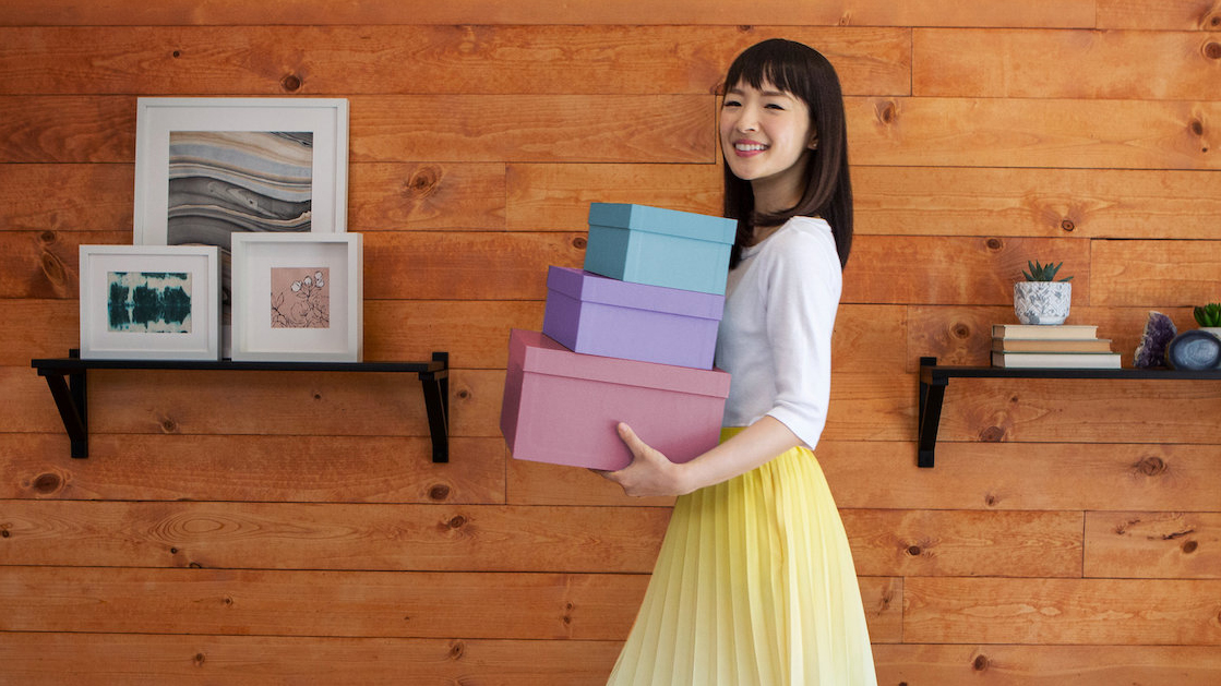 Best organization shows on Netflix and Amazon Prime Video - Tidying Up with Marie Kondo