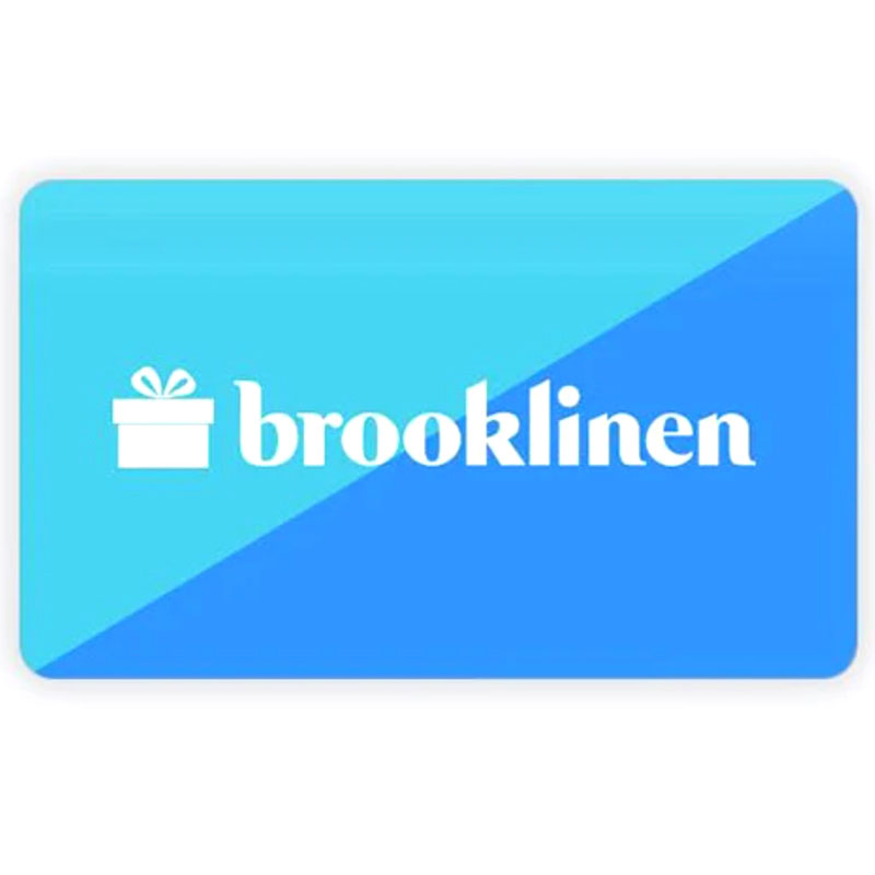 Best gifts for sisters - Brooklinen E-Gift Card