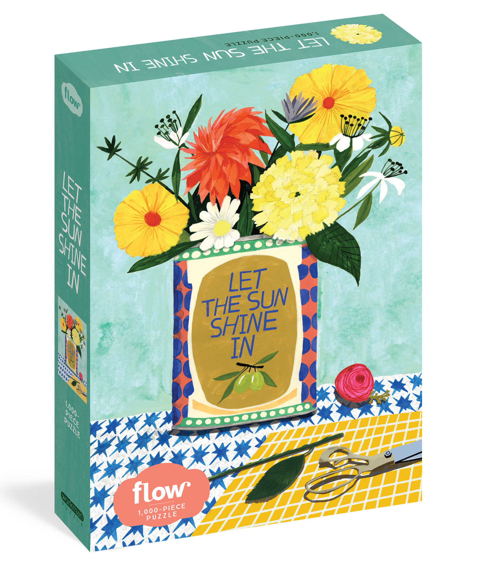 Best gifts for sisters - Let the Sun Shine In 1,000-Piece Puzzle