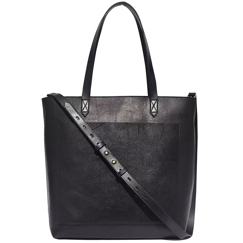 Best gifts for sisters - Madewell Zip-Top Medium Transport Tote