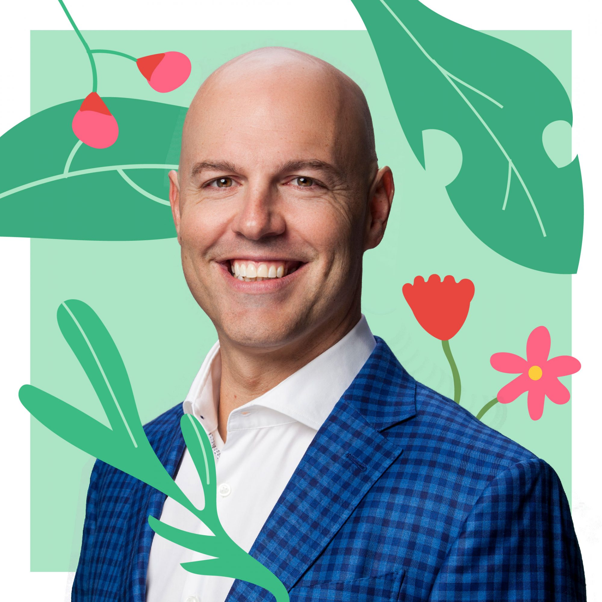 Real Simple Celebrities Who Practice Mindfulness: Dave Long
