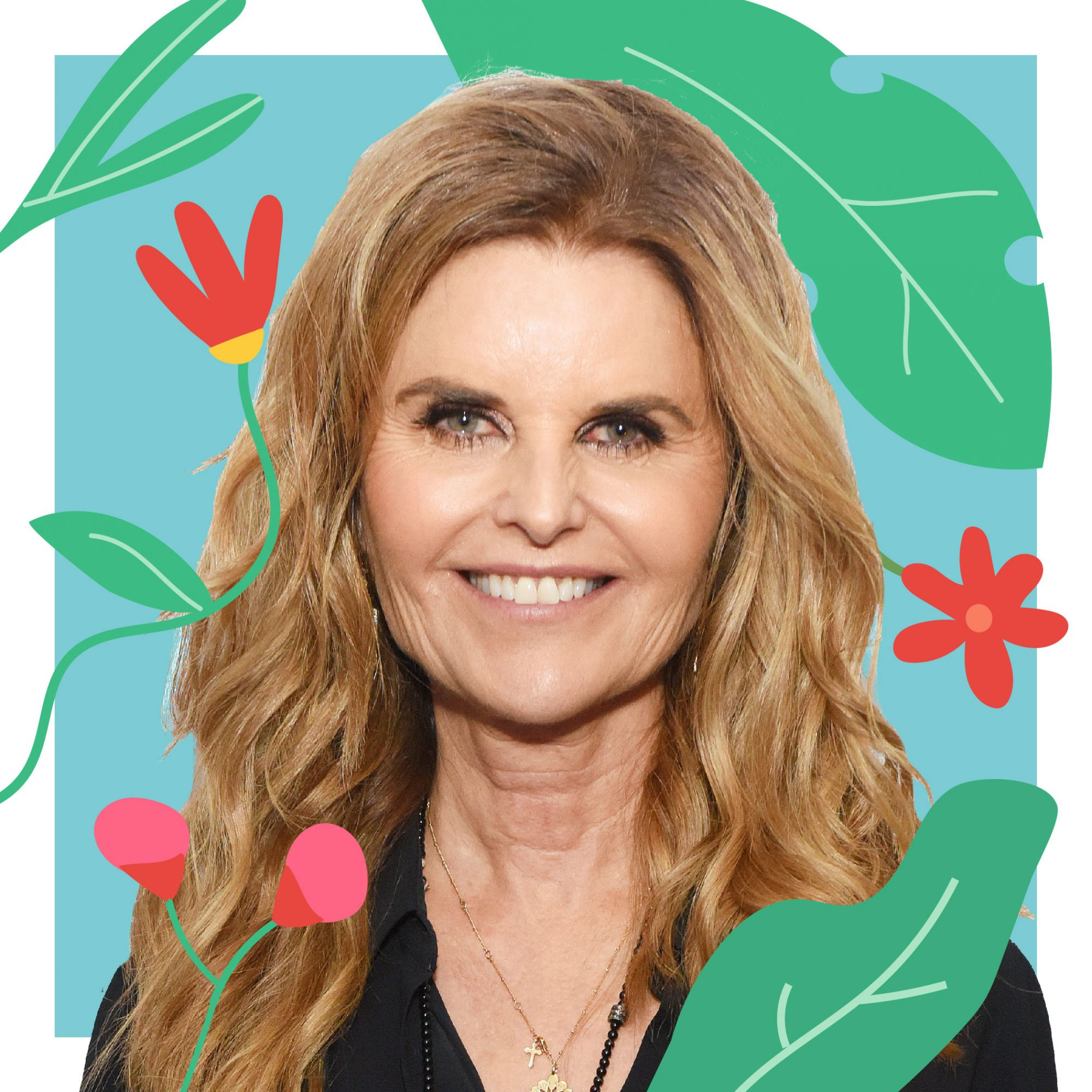Real Simple Celebrities Who Practice Mindfulness: Maria Shriver